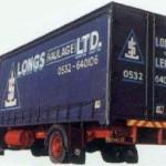 J Long & Sons (Haulage ) Ltd
